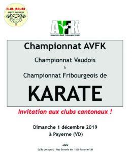 Championnat AVFK @ Payerne